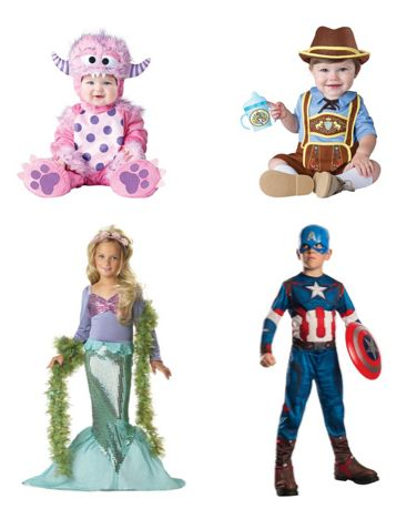 Halloween Costumes ~ Take 20% Off with Promo Code!
