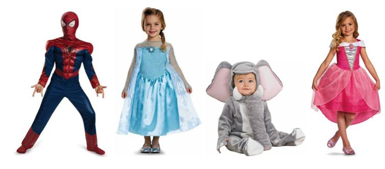 Halloween Costumes ~ Hundreds for Less than $20!