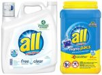 All Detergent & Pacs