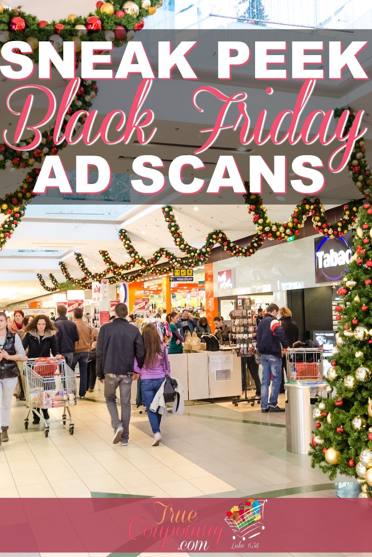 Want to get ahead for Black Friday? Then you need to look over the ad scans and identify your top buys this year. I make it easy with my Top Deals & Ad Scans!