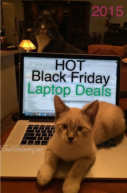 Black Friday Comparison Cheat Sheet for Laptops {FREE Download}