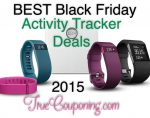 Black Friday Price Comparison Activity Trackers 2015 2