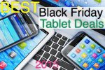 Black Friday Tablet Cheat Sheet