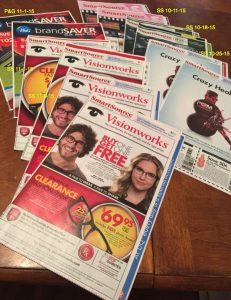 Coupon Giveaway! WIN the Last 5 WEEKS of SmartSource Coupon Inserts for YOU And A FRIEND! {8 Winners}