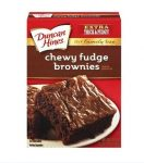 Duncan HInes Family Size Brownies