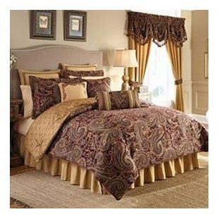 Estate by Croscill Regalia King Size 4 Piece Comforter Set is only  169 99   original price  500    Kohl s Comforters. Estate by Croscill Regalia King Size 4 Piece Comforter Set Only