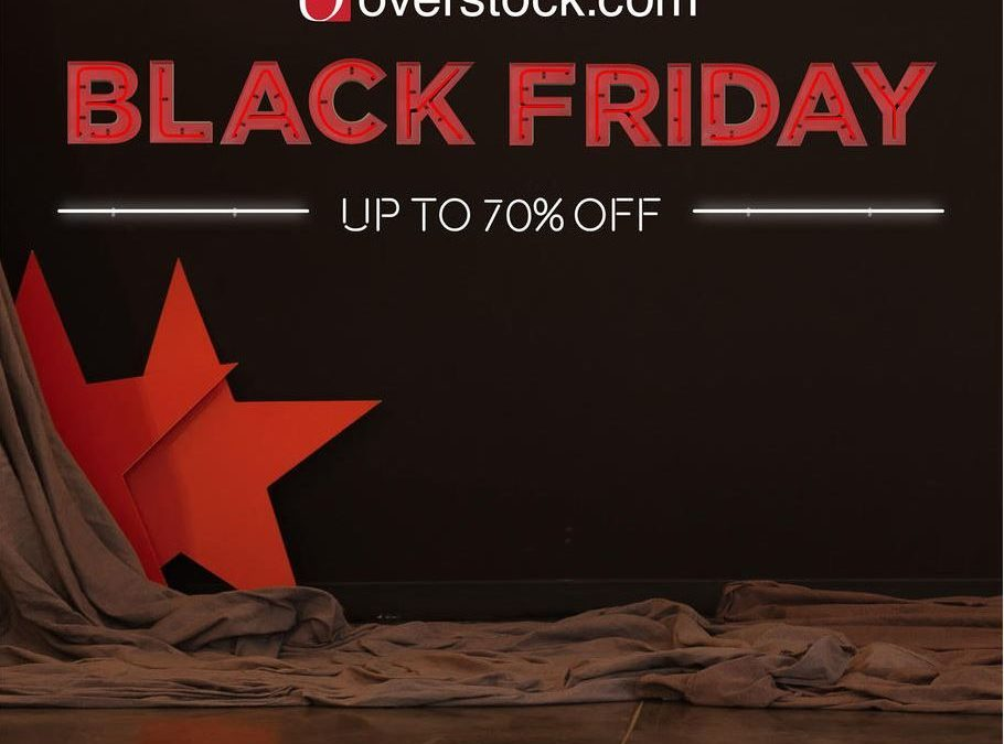 Overstock Black Friday Ad 2015