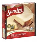 Sara Lee Cheesecake