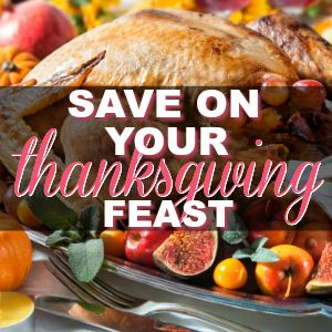 Easy Ways to Save Big Money On Your Thanksgiving Feast Menu
