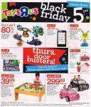 Toys R Us Black Friday Ad 2015