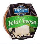 Treasure Cave Crumbled Feta Cheese 4 oz