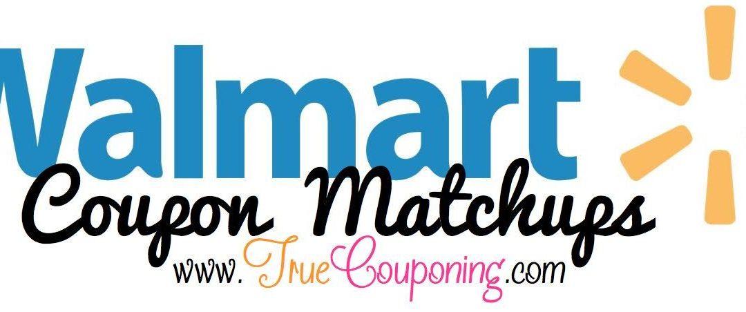 SEVEN (7!) Money Makers & NINE (9!) FREEbies at Walmart Plus NINETEEN (19!) Items LESS THAN 68¢ Each!