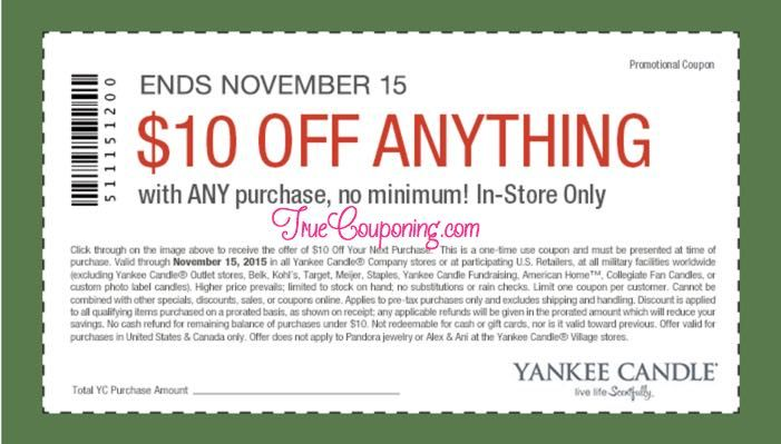 graphic regarding Yankee Candle $10 Off $25 Printable Coupon referred to as Yankee candle 10 off 25 printable coupon november 2018