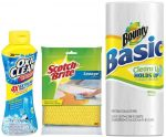 top cleaning items