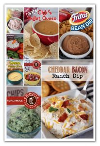 Dip in the New Year with 8 Tasty, Easy Party Dip Recipes!