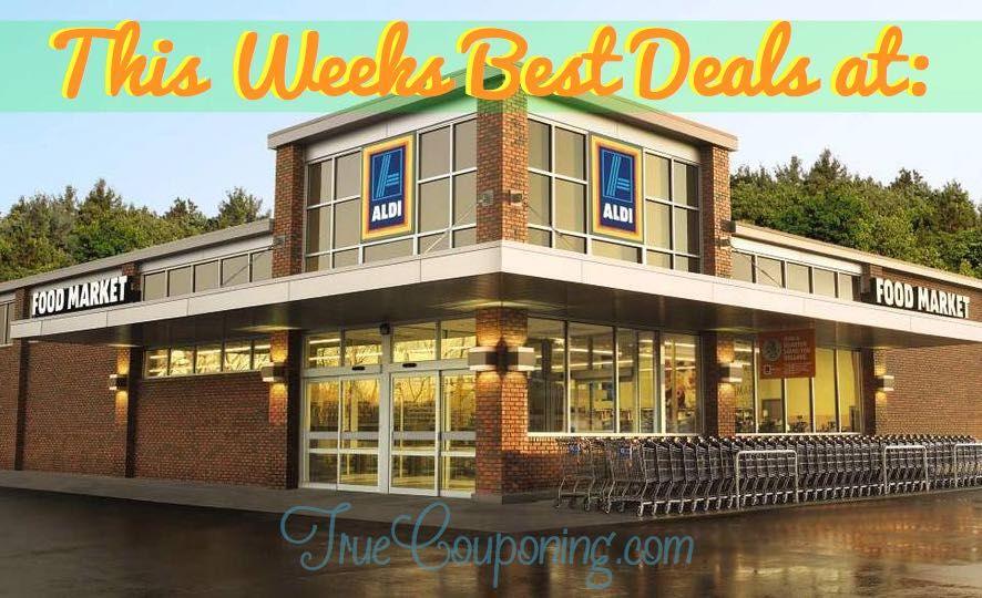Aldi's Best Deals