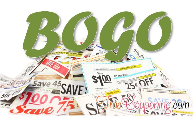 BOGO Coupons