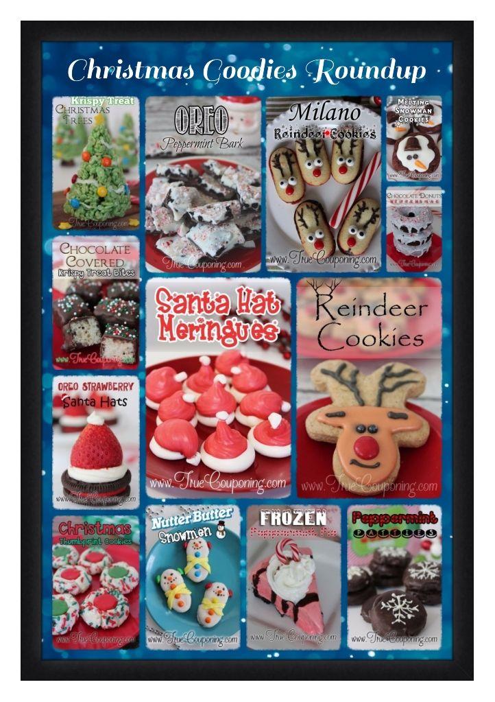 Christmas Goodies Roundup 2015