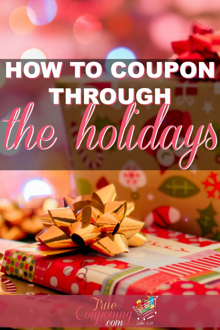 How to Coupon Through The Holidays | Saving money this holiday seasons!