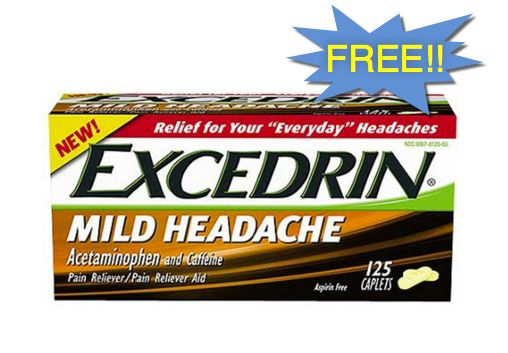 Excedrin Fox Deal