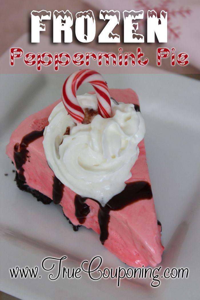 The Best Frozen Peppermint Pie Dessert You\'ll Love To Make