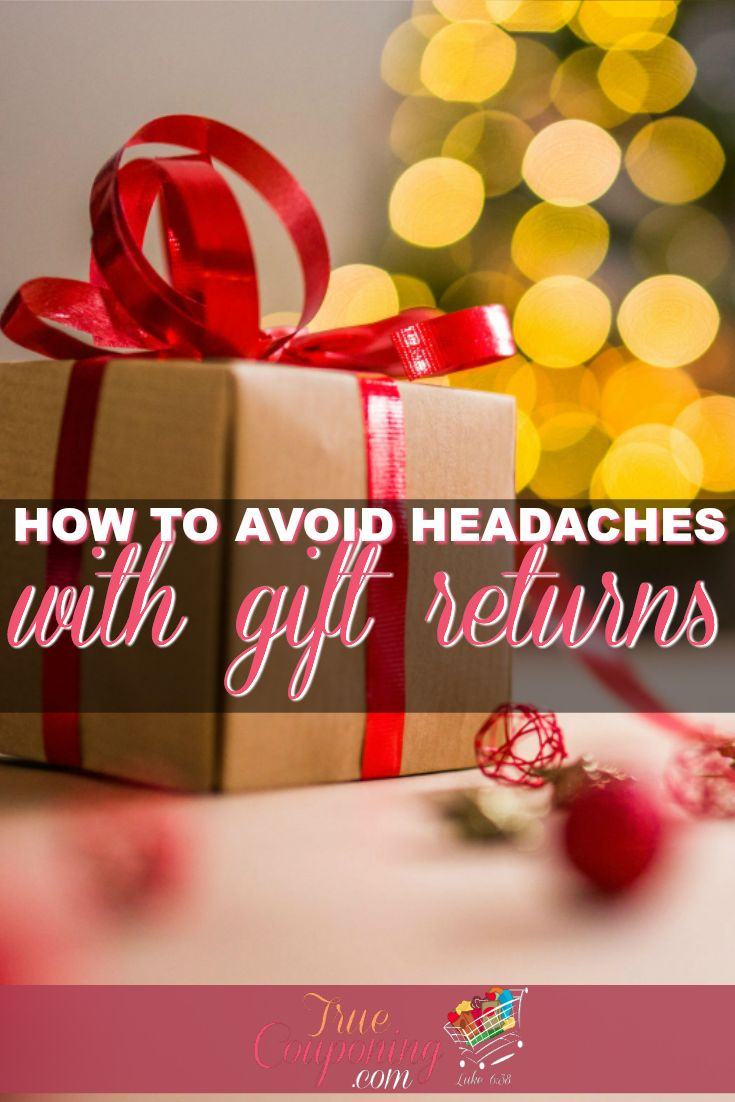 Sometimes you have to take back and exchange or return those Christmas gifts. Here are some tips that can save you aggravation or possibly score you MORE money!