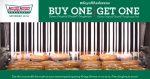 Krispy Kreme Doughnuts ~ Buy a Dozen Get a Dozen FREE!  12/12/15 Only!