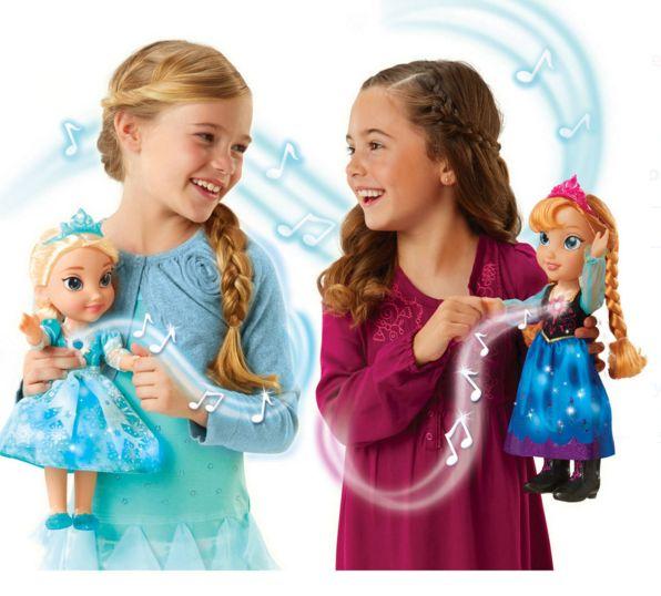 Disney Frozen Singing Sisters Anna Amp Elsa Only 48 88