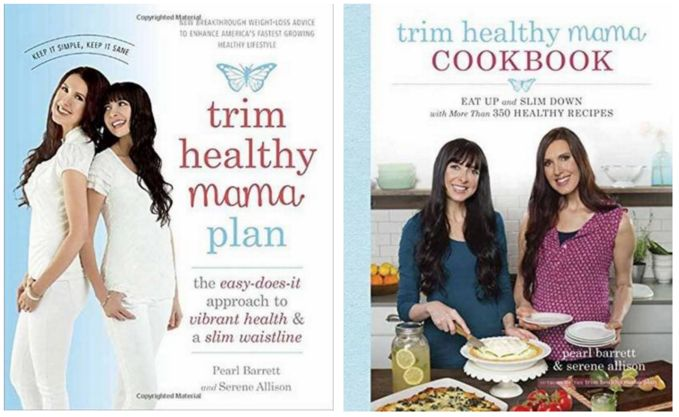 What Do I Love About These Books? EASY Weight Loss!