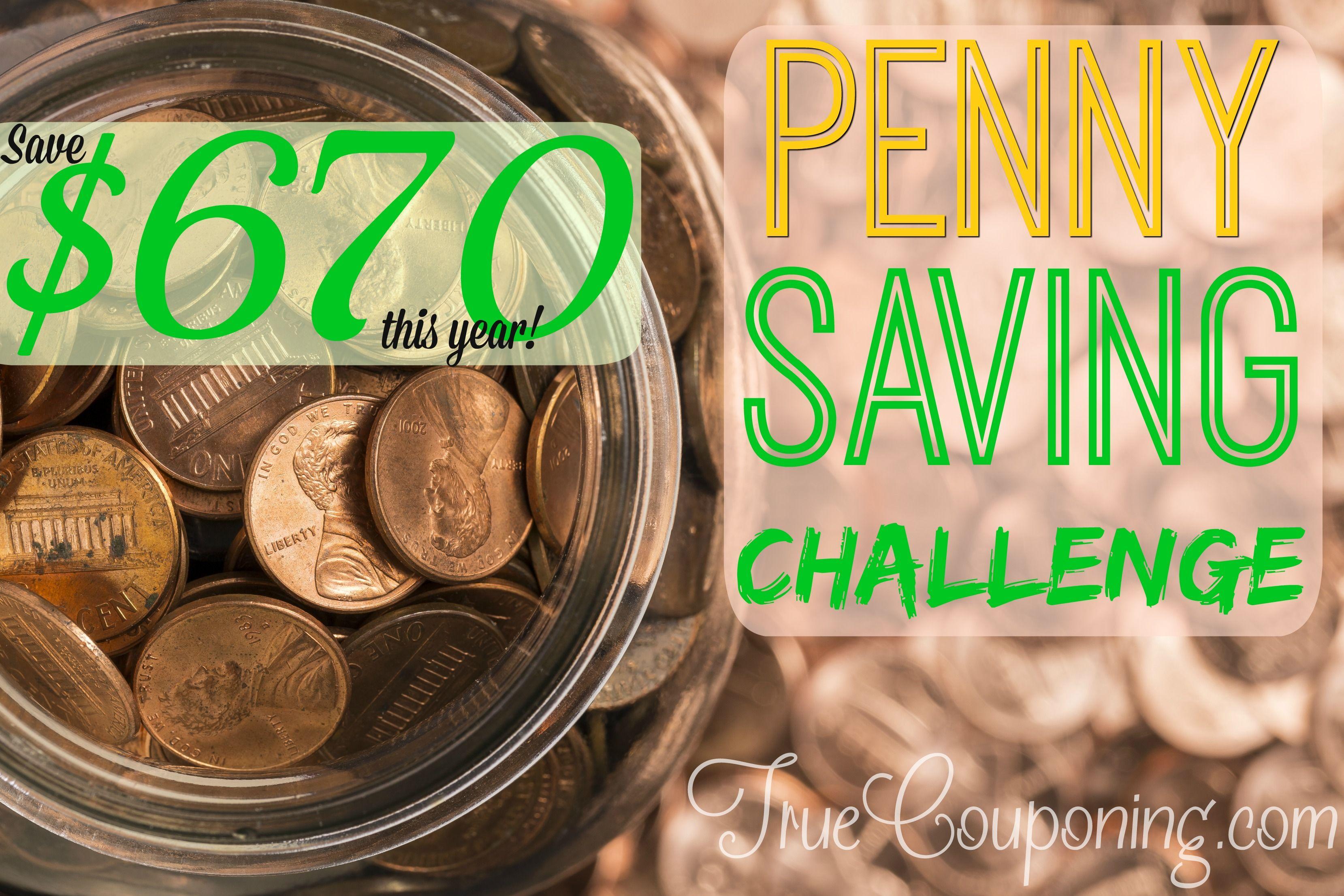 Penny Saving Challenge 3