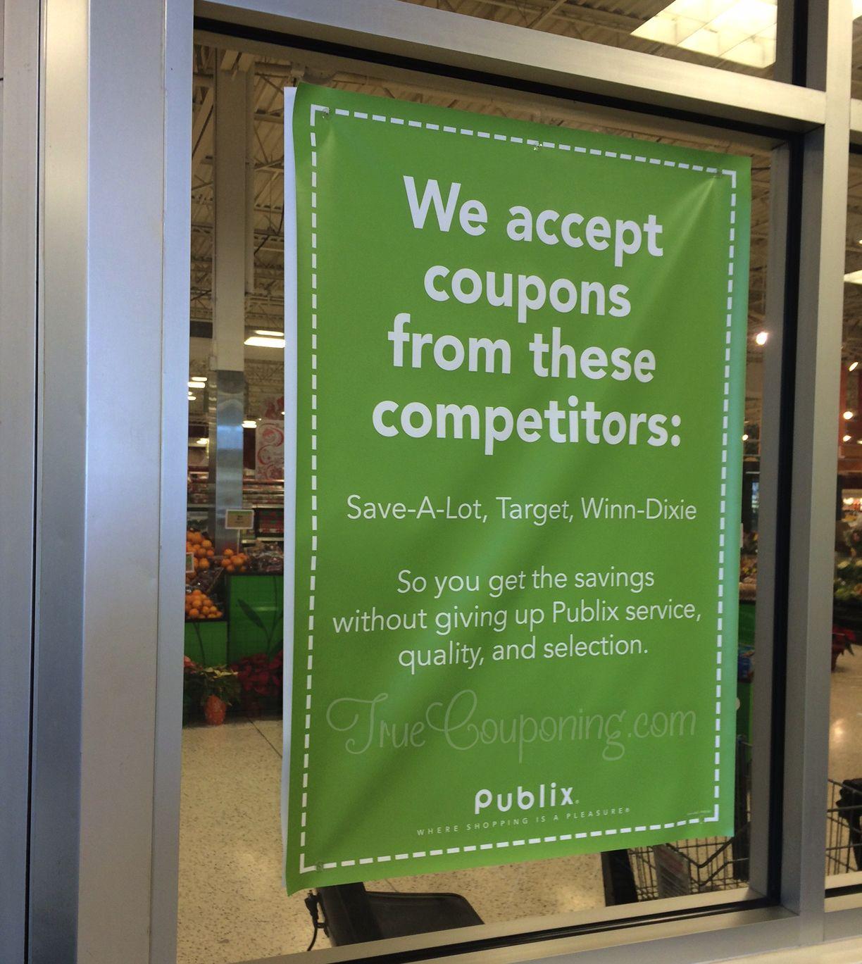Publix Competitors