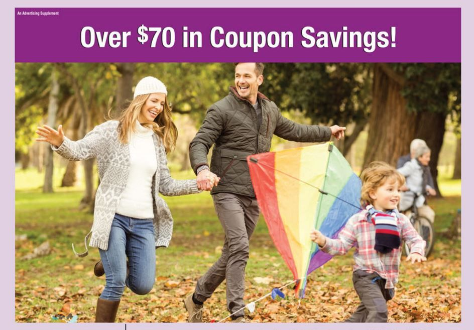 Publix Purple H&B Flyer ~ exp 2-12-16