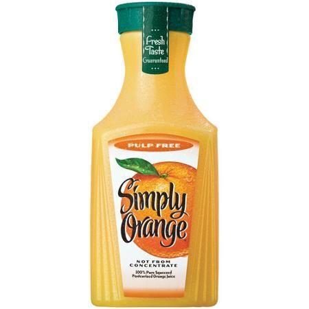 Simply Orange Juice 59 oz