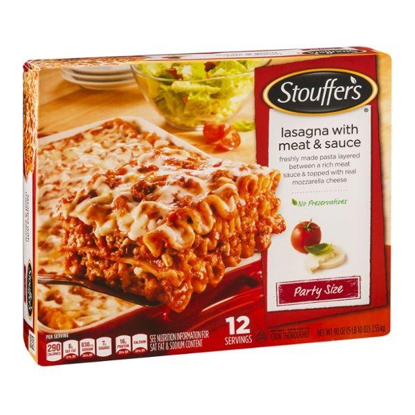 Stouffer's Party Size Lasagna 90 oz