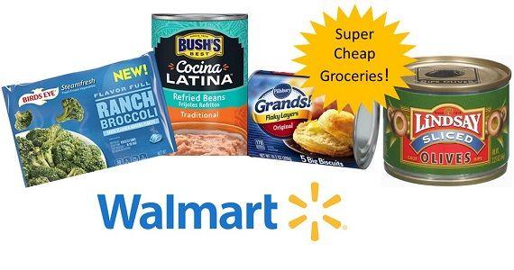 Super Cheap Groceries