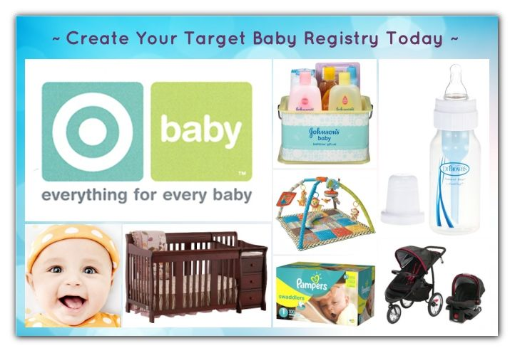Target Baby Registry