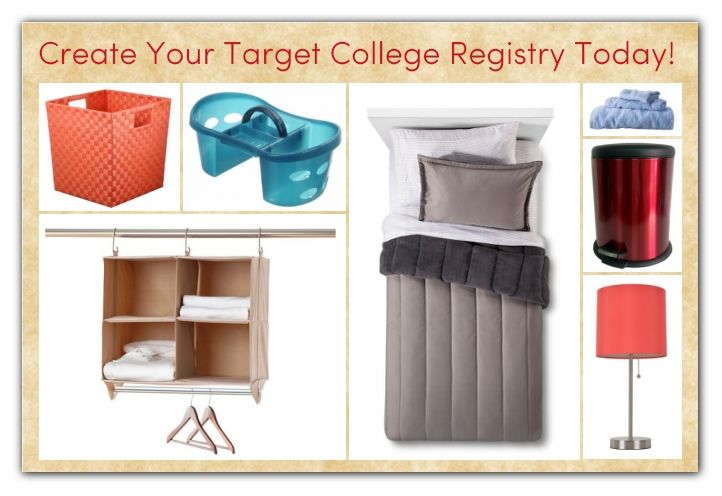 Target College Registry Main