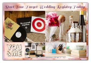 Target Wedding Registry Sidebar