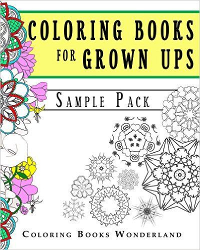 Coloring Books For Grown Ups: 10 FREE EBooks: Coloring Books For Adults