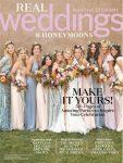 martha stewart weddings magazine 1-4