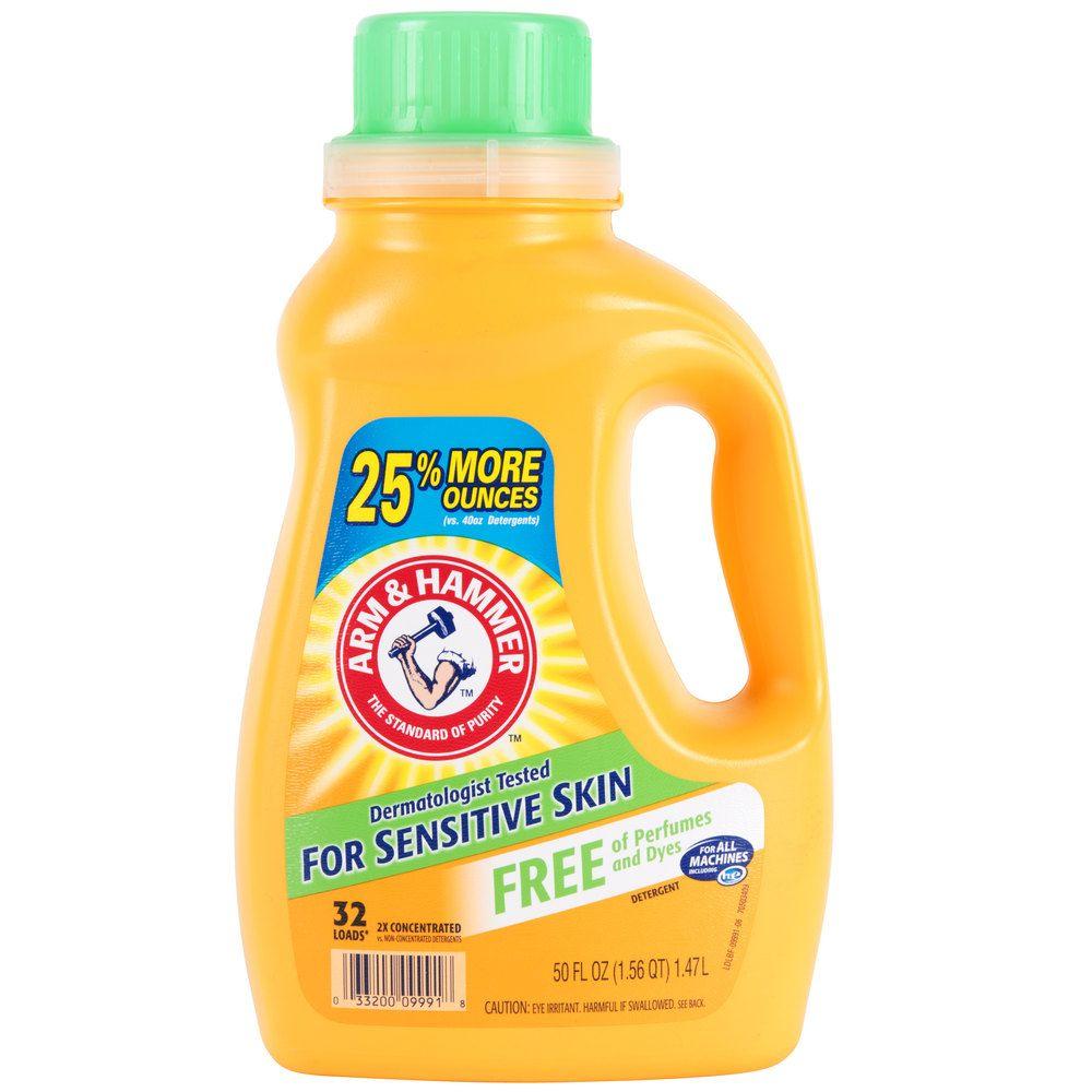 Arm & Hammer Liquid Laundry Detergent ONLY $0.99 ...