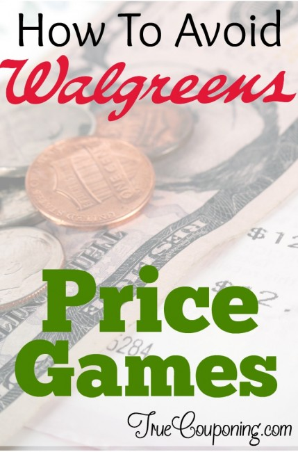 Walgreens Price Games 1
