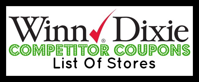 Winn Dixie Competitor Coupons