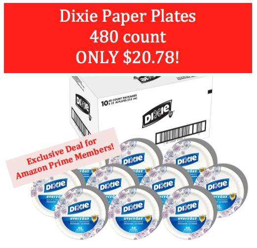 dixie paper plates 2-7