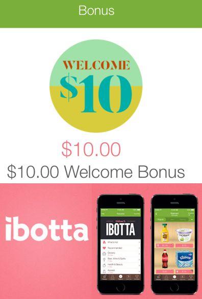 Ibotta $10 Bonus 2