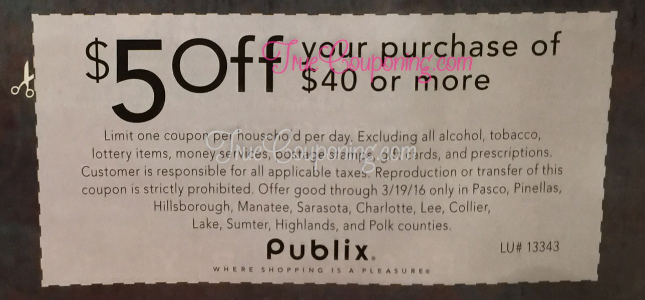 Want Some HOT Gossip For Your Coupon Buddy?! Special Publix Coupon Coming Tomorrow! {Select FL Counties}