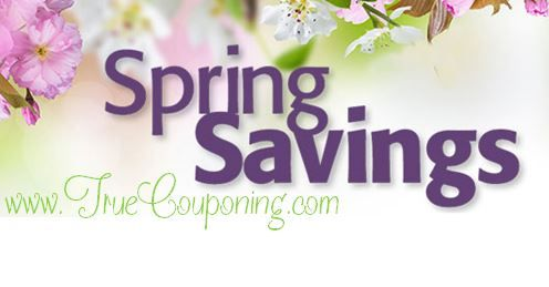 "Publix ""Spring Savings"" Coupon Booklet & Printables"