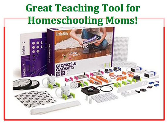 LittleBits Gizmos and Gadgets Electronics Kit Only $195 with FREE Shipping! {No Prime Needed}