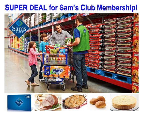 Sam's club membership discount coupon