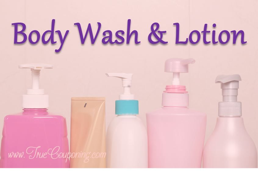 Save $9.25 Off Body Wash & Lotion Products ~ Nivea, Eucerin, Olay & More!
